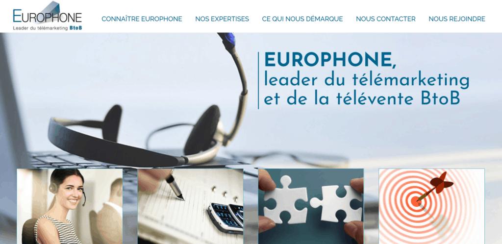 call center europhone