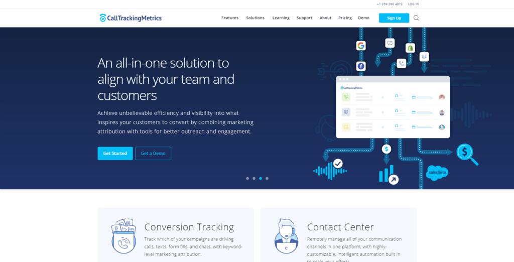 Call Tracking Call Tracking Metrics