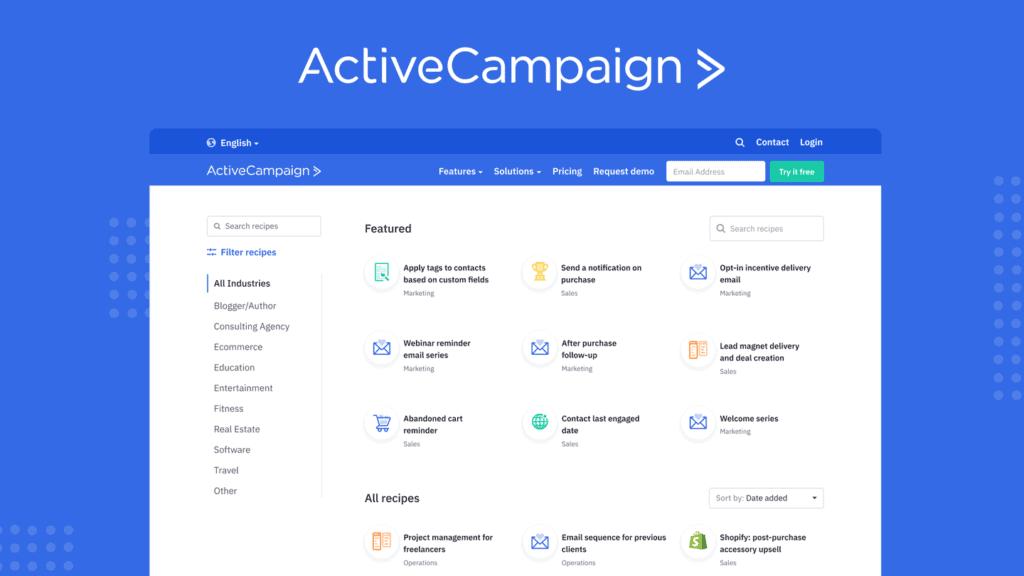 Active campaign avis