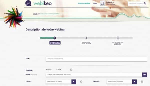 webikeo création
