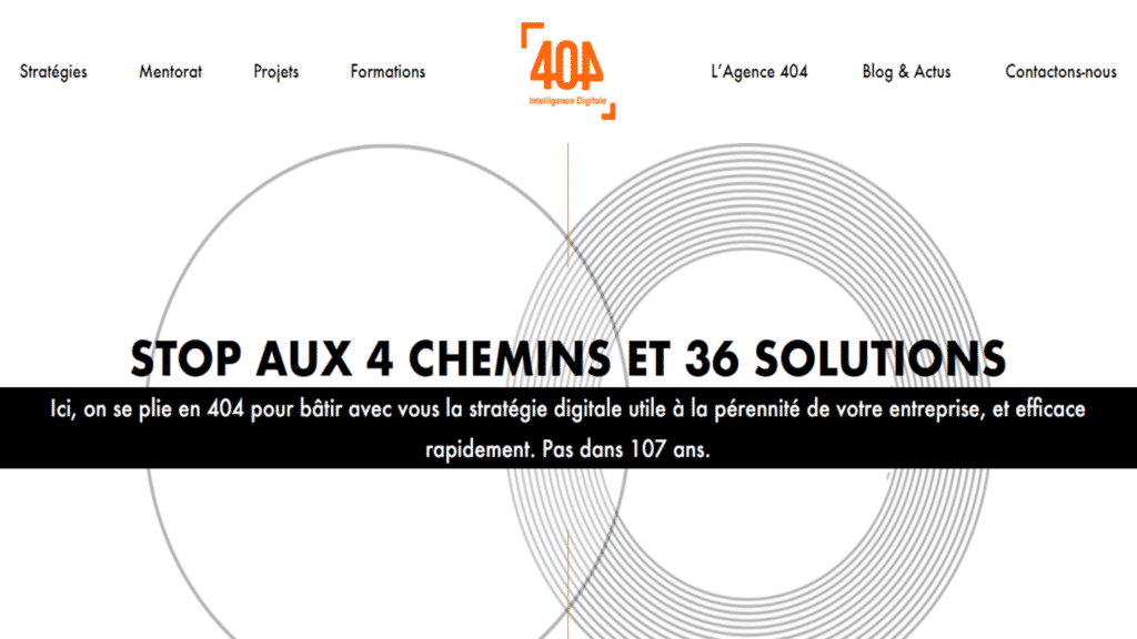 agence growth hacking agence 404