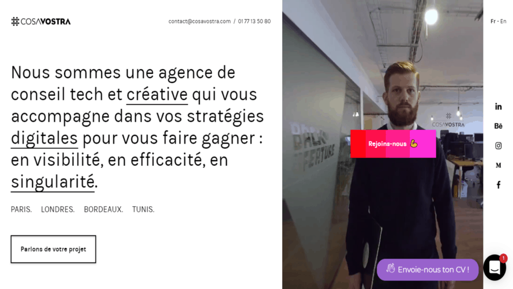 agence growth hacking cosavostra