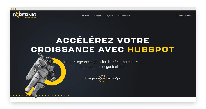copernic-homepage