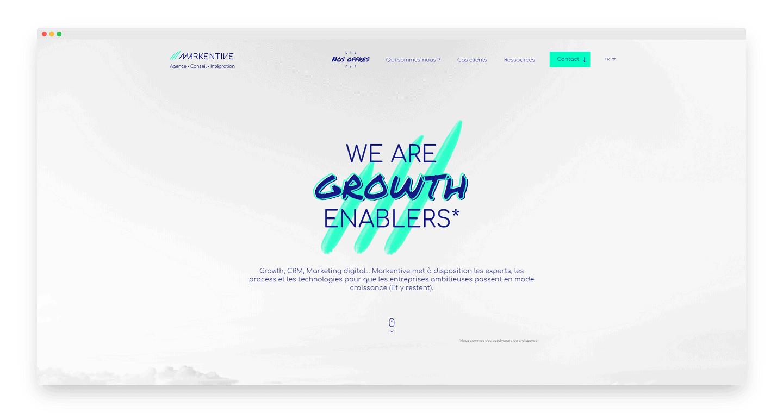 markentive-homepage
